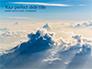Clouds in the Sky Presentation slide 1