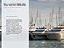 Sailboat Deck on Sunset Presentation slide 9