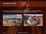 Swirling Sandstone Ravine Presentation slide 11
