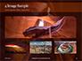 Swirling Sandstone Ravine Presentation slide 13