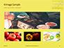 Cooking in Frying Pan with Virgin Olive Oil Presentation slide 13