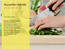 Cooking in Frying Pan with Virgin Olive Oil Presentation slide 9