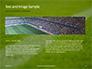 Green Field for Sport Games Presentation slide 14