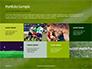 Green Field for Sport Games Presentation slide 17