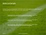 Green Field for Sport Games Presentation slide 7