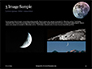 Natural Satellite of the Earth Presentation slide 12