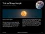 Natural Satellite of the Earth Presentation slide 14