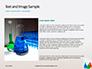 Three Assorted-Color Liquid-Filled Laboratory Apparatuses Presentation slide 15