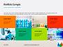 Three Assorted-Color Liquid-Filled Laboratory Apparatuses Presentation slide 17