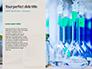 Three Assorted-Color Liquid-Filled Laboratory Apparatuses Presentation slide 9
