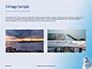 White Lighthouse Tower Under Blue Sky Presentation slide 12