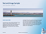 White Lighthouse Tower Under Blue Sky Presentation slide 14