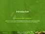 Emerald Python Coiled on Tree Presentation slide 3