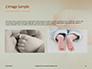 Newborn Foot in Focus Presentation slide 11