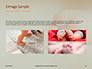 Newborn Foot in Focus Presentation slide 12