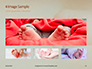 Newborn Foot in Focus Presentation slide 13