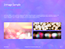 Blue and Purple Bokeh Lights Presentation slide 12