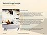 Two Prosecco Glasses Against a Sea Presentation slide 15