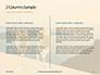 Two Prosecco Glasses Against a Sea Presentation slide 5