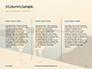 Two Prosecco Glasses Against a Sea Presentation slide 6