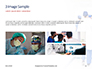 Back View of Team of Doctors and Nurses Presentation slide 12