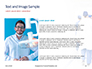 Back View of Team of Doctors and Nurses Presentation slide 15
