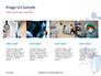 Back View of Team of Doctors and Nurses Presentation slide 16