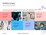 Back View of Team of Doctors and Nurses Presentation slide 17