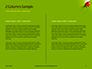 Lily Beetle Sitting on a Green Leaf Presentation slide 5