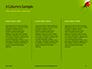 Lily Beetle Sitting on a Green Leaf Presentation slide 6