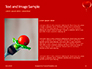 Levitating Tomato with Water Drops Presentation slide 15