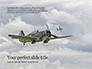 Curtiss P-36 Hawk Flew in Air Presentation slide 1