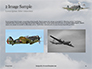 Curtiss P-36 Hawk Flew in Air Presentation slide 11