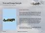 Curtiss P-36 Hawk Flew in Air Presentation slide 15