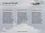 Curtiss P-36 Hawk Flew in Air Presentation slide 6