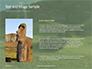 Moai Standing in Easter Island Presentation slide 15