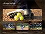 Baseball Player in Action Presentation slide 13