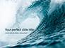 Blue Ocean Wave Presentation slide 1