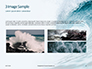 Blue Ocean Wave Presentation slide 12
