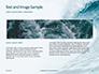 Blue Ocean Wave Presentation slide 14