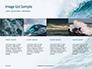 Blue Ocean Wave Presentation slide 16
