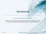 Blue Ocean Wave Presentation slide 3