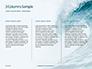 Blue Ocean Wave Presentation slide 6