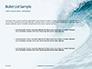 Blue Ocean Wave Presentation slide 7