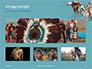 Native American Man Presentation slide 13