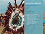 Native American Man Presentation slide 9