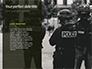Police Line Tape Presentation slide 9