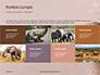 African Elephants Presentation slide 17