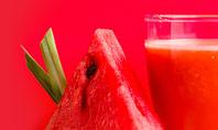 Watermelon Juice Presentation Presentation Template