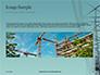 Construction Crane Presentation slide 10